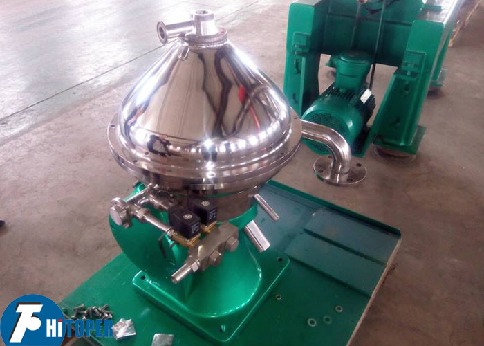 2 / 3 Phase Separation Centrifuge Equipment With Continuous Feed & Discharge Function