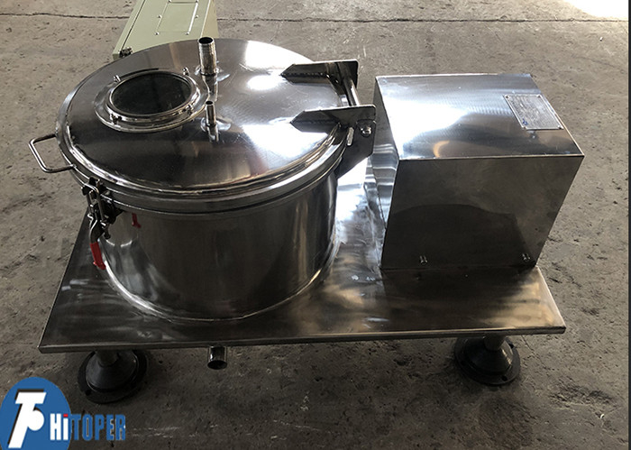 Stainless Steel Industrial Scale Centrifuge For Banana Juice Extraction